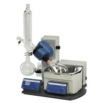 艾卡(IKA) RV10 数显型旋转蒸发仪