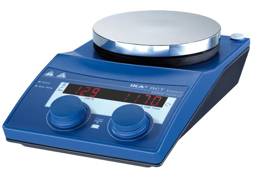 艾卡(IKA) RCT 基本型加热磁力搅拌器(安全型)