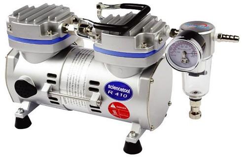 圣斯特无油真空泵 R410