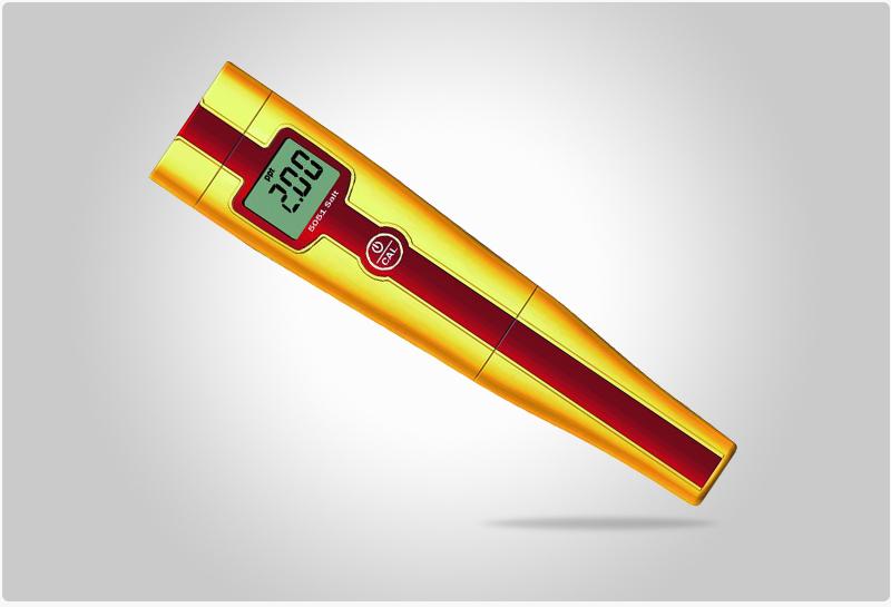 上海三信 笔式高浓度盐度计 5053