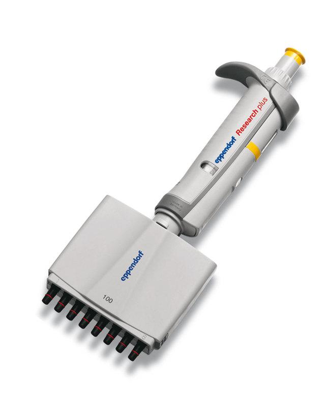艾本德(Eppendorf) Research® plus 多道移液器