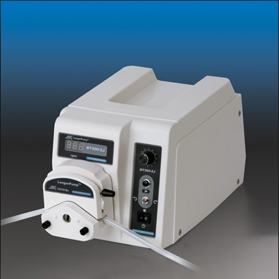兰格 BT300-2J(0.07-1140 ml/min) 基本型蠕动泵