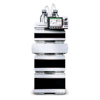 安捷伦(Agilent) 1260 Infinity 四元液相色谱系统